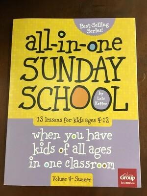 All In One Sunday School V4 Summer