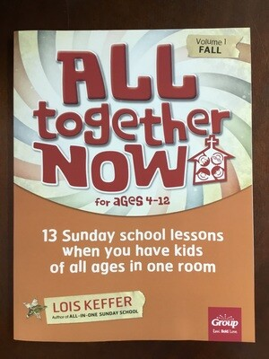 All In One Sunday School V1 Fall