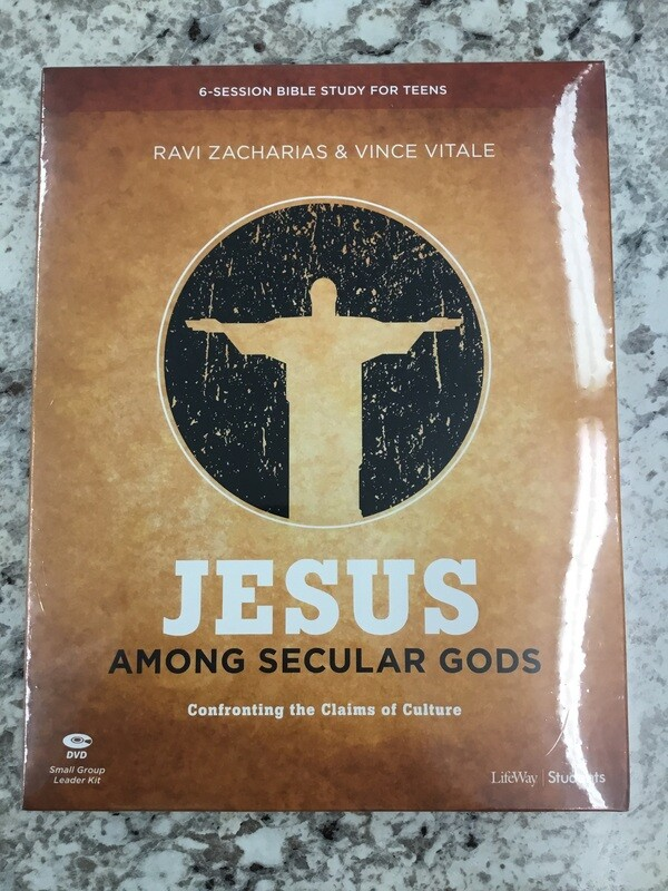Jesus Among Secular Gods Teen Study