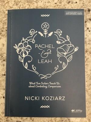 Rachel And Leah Bible Study