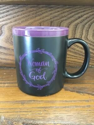 Woman of God mug