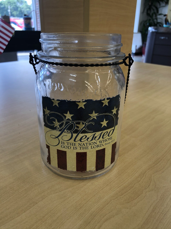 American Hanging jar