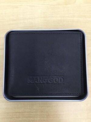 Man of God wallet