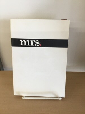 Mrs. Journal