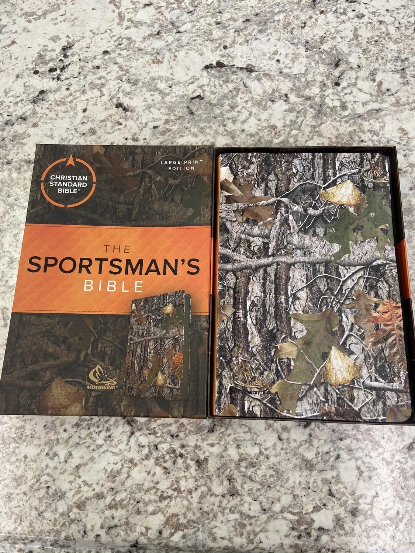 Csb Sportsman Bible