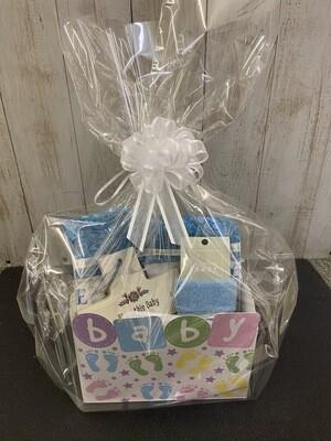 Small Baby Boy Gift Box