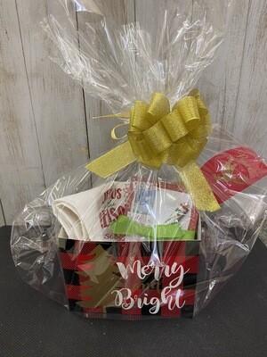 Small Christmas Kitchen Gift Box