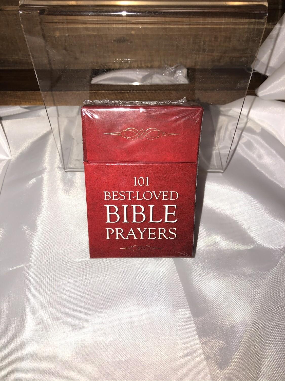 101 Best Loved Bible Prayers