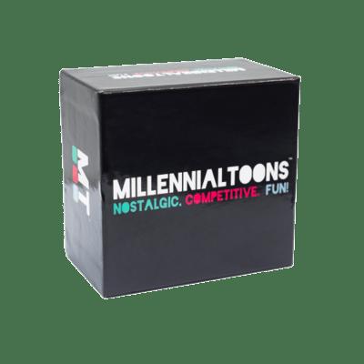 MILLENNIALTOONS CARD GAME SET