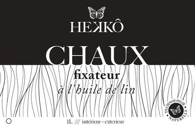 CHAUX - FINITION FIXATEUR 1 Lt