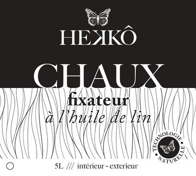 CHAUX - FINITION FIXATEUR 5 Lt