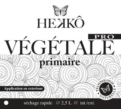 PRIMAIRE PRO Écologique Végétal 2.5 Lt