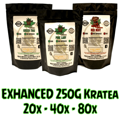 ENHANCED 250g Kratea (Full Spec Boost)