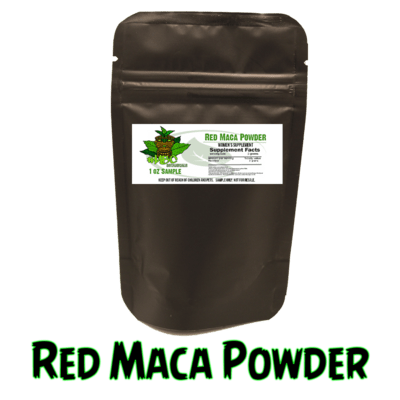 Red Maca Powder ( For you ladies )