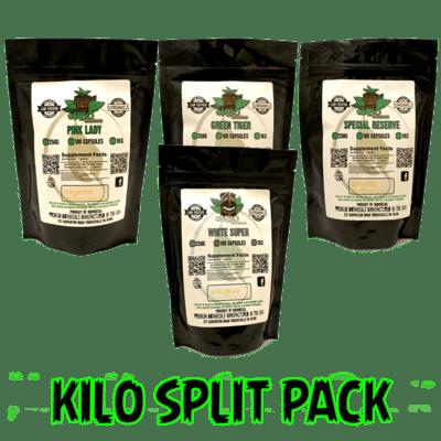 Kilo (4 Way Split)