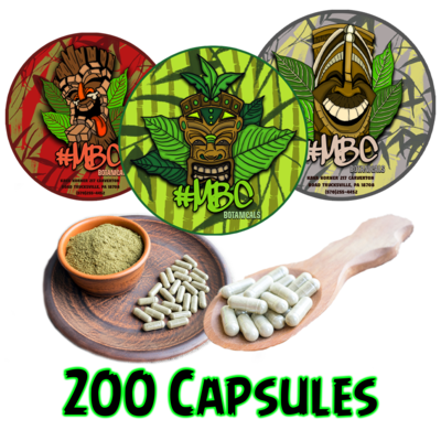 200 Capsules