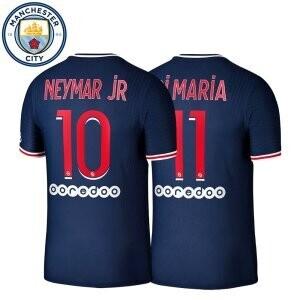 PSG team soccer shirt