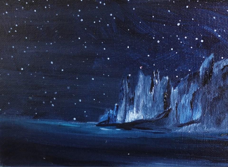 Starlight Cliffs