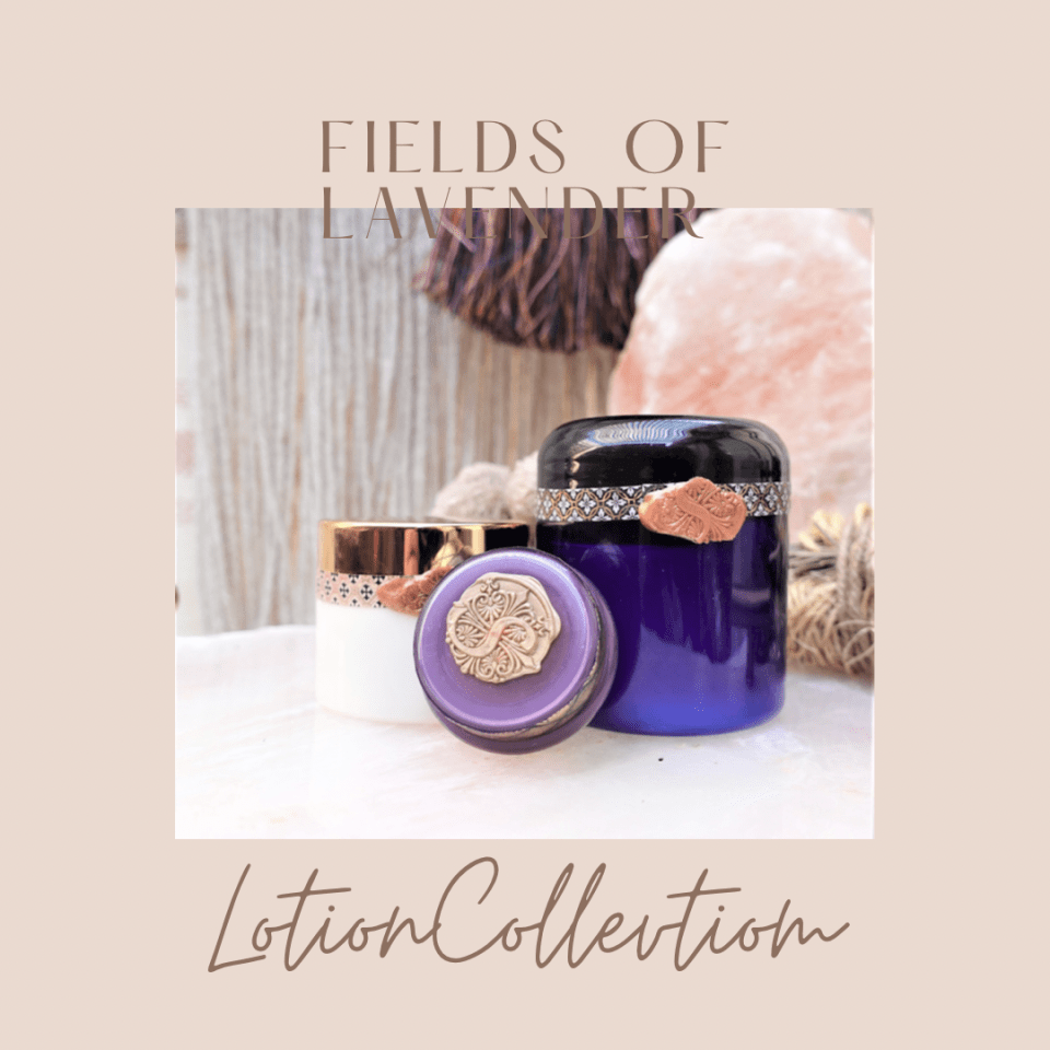 Fields Of Lavender Lotion Collection