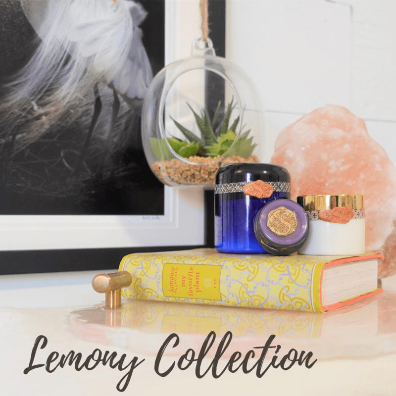 Lemony Lotion Collection