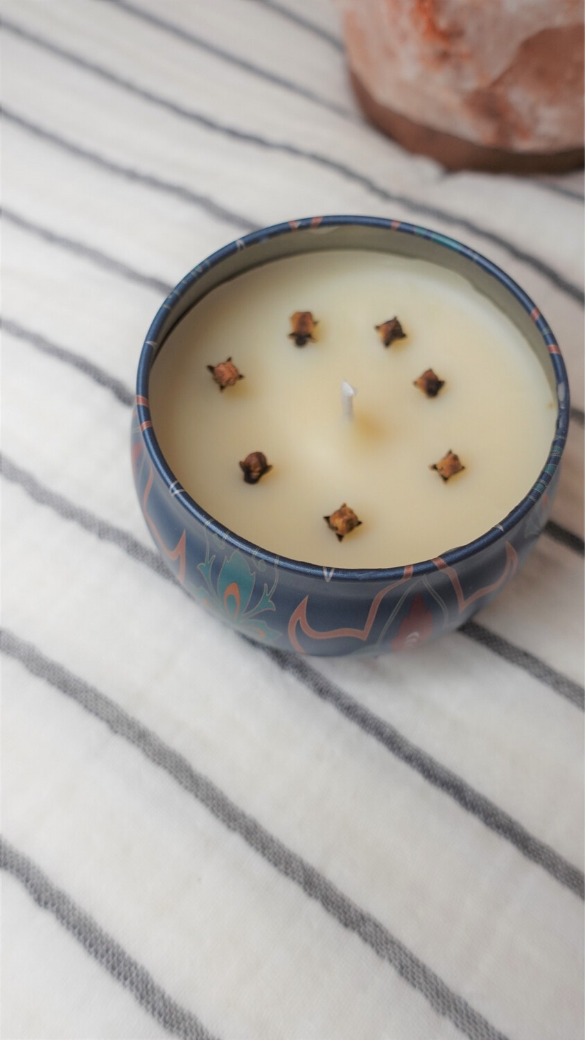 Cinnamon And Cloves Candle