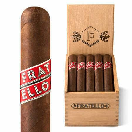 Fratello Cigars Corona 5 1/2 X 46