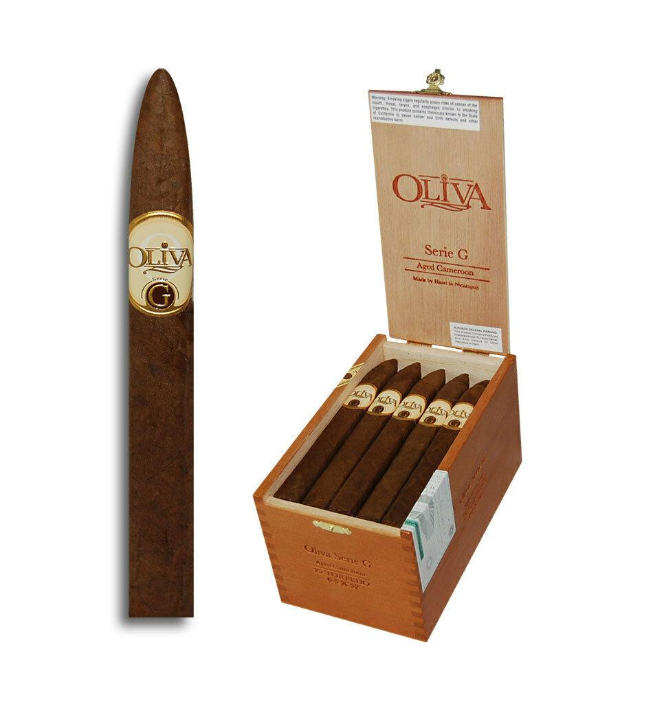 Oliva Serie G Torpedo Maduro