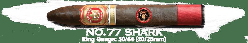 Arturo Fuente Shark No.77