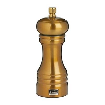 Trudeau Professional Brass Pepper Mill