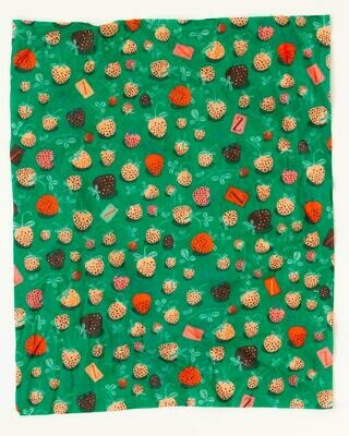 Z Wraps Medium - Strawberry Fields