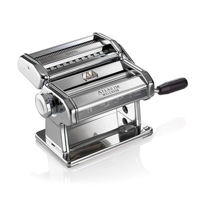 Atlas 150 Pasta Machine Stainless Steel