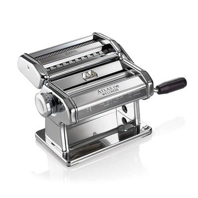 Atlas 150 Pasta Machine Stainless Steel