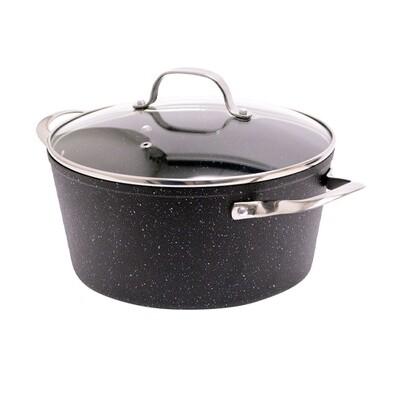The Rock One Pot - 7.2QT Stock Pot & Lid