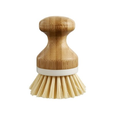 HIC - Natural Bamboo Dish Brush