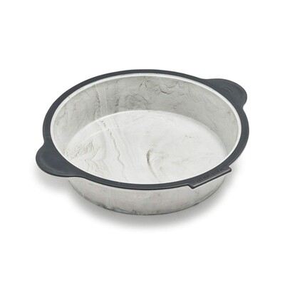 Trudeau Structure Silicone Round Cake Pan