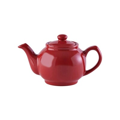 Price & Kensington 2 Cup Teapot - Bright Red