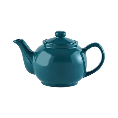 Price & Kensington 2 Cup Teapot - Teal Blue