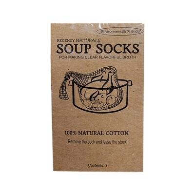 Regency Naturals Soup Socks