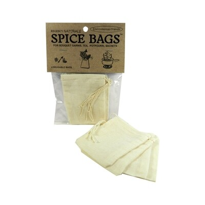 Regency Naturals Spice Bags