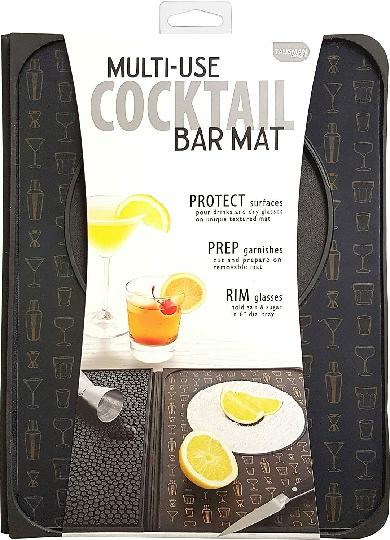 Multi-Use Cocktail Bar Mat