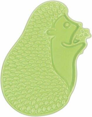 Talisman Hedgehog Spoon Rest - Green
