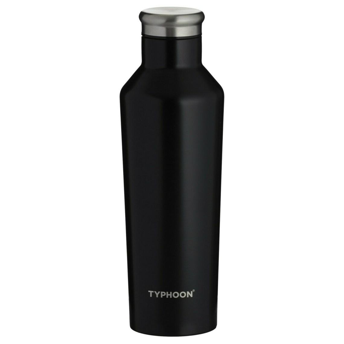Double Walled Bottle - Black