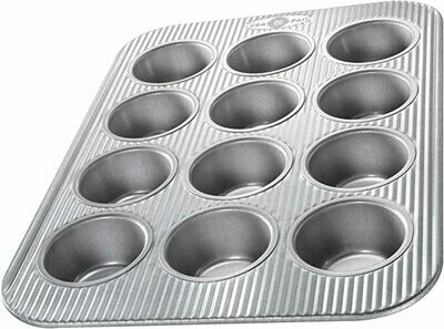 USA Pan 12 Cup Muffin Pan