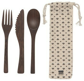 Now Designs On The Go Cutlery Set