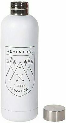 Double Walled Bottle - Adventure Awaits