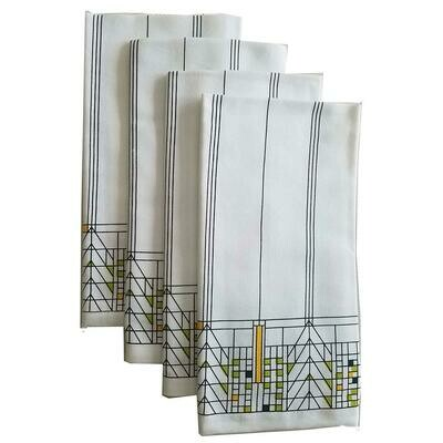 Frank Lloyd Right - Tree of Life Napkins