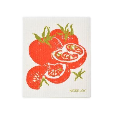 Compostable Dishcloth - Tomatoes