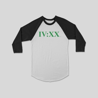 IV:XX Raglan Sleeve