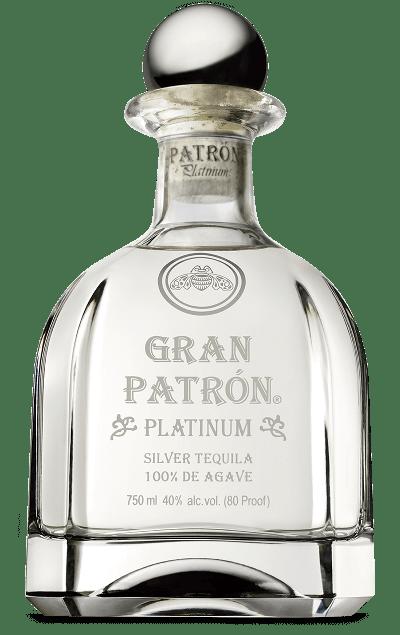 Patron Gran Platinum 750ml