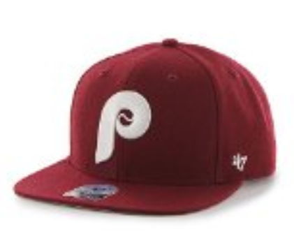 Phillies Wool Cap